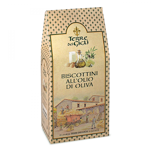 Biscottini all'Olio di Oliva